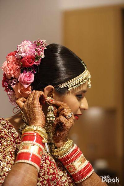 Bride Komal
