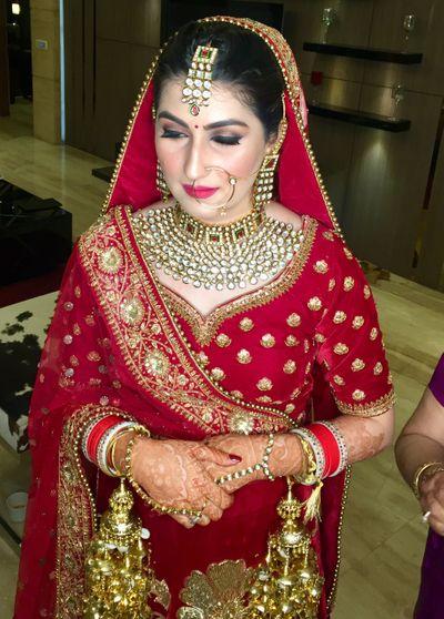 Palak Wedding