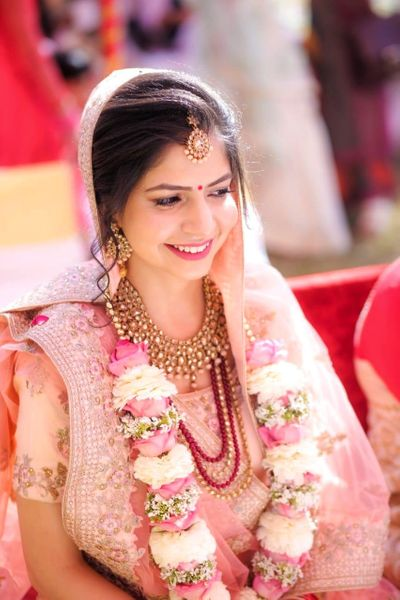 Bride's by makeupstoriesbysapnabhati