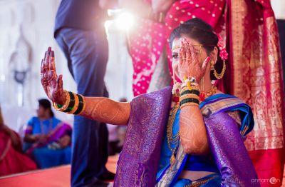 Ashwini & Devashree
