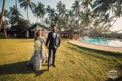 Natasha & Kanishk (Goa)