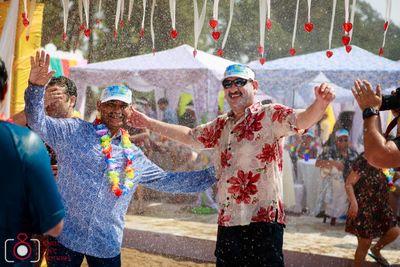 Beach Party Goa