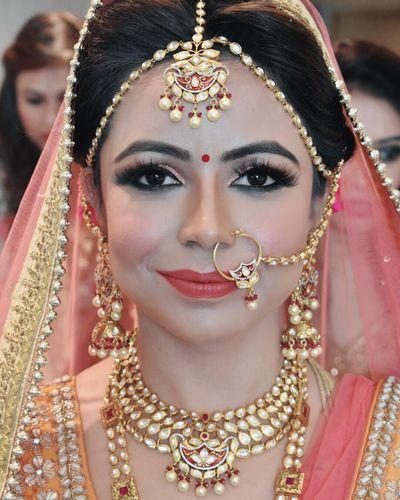 Morning bride Neha
