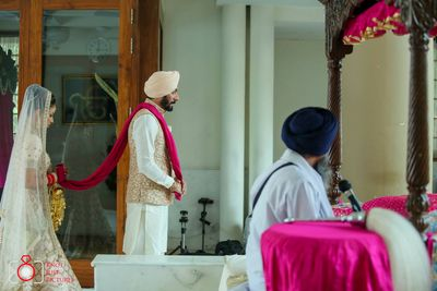 Garry&Radhika Wedding