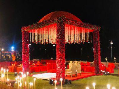 Ganeriwala wedding