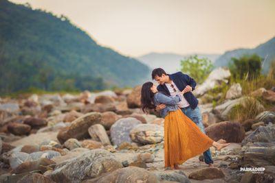 Harsh x Puja (Pre Wedding)