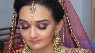 Bride Shruti Gupta