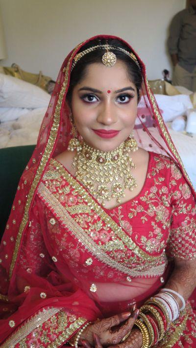 bride Radhika
