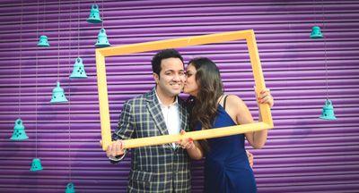 Rishi Nitesh Pre Wedding