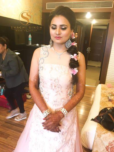 Jenis Sangeet and Wedding