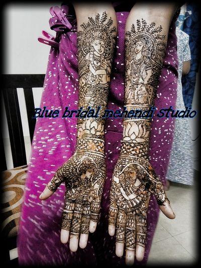 birdal Radha Krishna design June2018