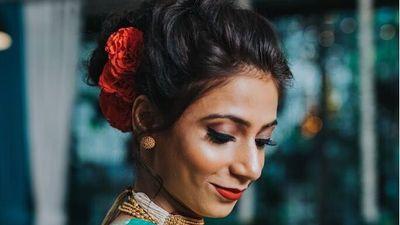 Reema - My Maharashtrian Stunner Bridey