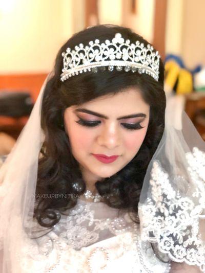 Christian Bride Bijitta