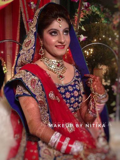 Punjabi Bride Radhika