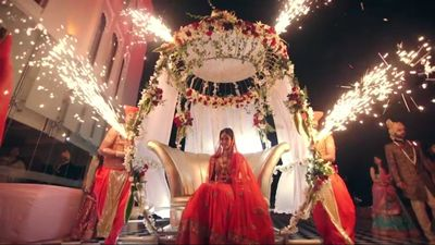 entries for bride groom