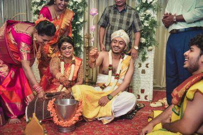 Priyanka & Abhishek