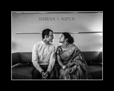 SIMRAN + NIPUN -- A FINE ART WEDDING