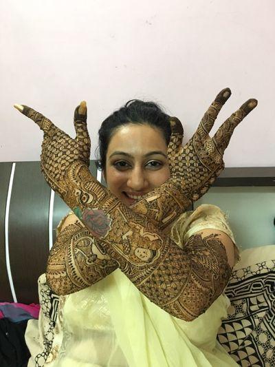 Bridal- Aishwarya Doshi (july'18)