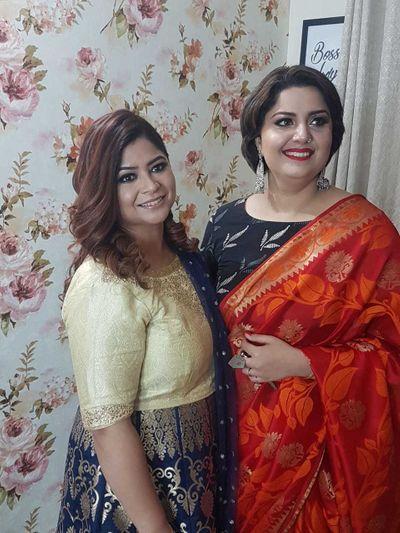 Shradhha and Ritu