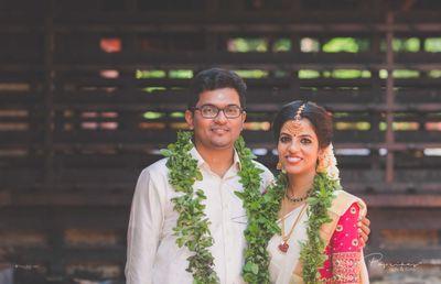 Aparna + Sabariesh Hindu Traditional Wedding