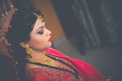 Bride - Arushi