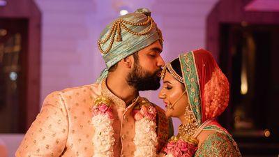 Sagar and Ishita