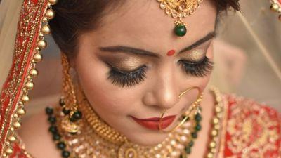 Bridal journey of Anushree