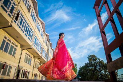 TUSHAR + PARUL - A BEAUTIFUL SHIMLA WEDDING
