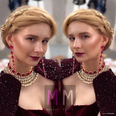 Polina's Makeup Diaries