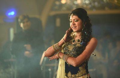 Sachin + Tanvee Sangeet