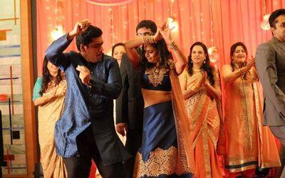 Sunil + Ankita Sangeet