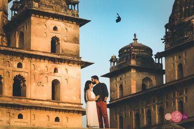 Destination Pre Wedding - Ankit & Sonia