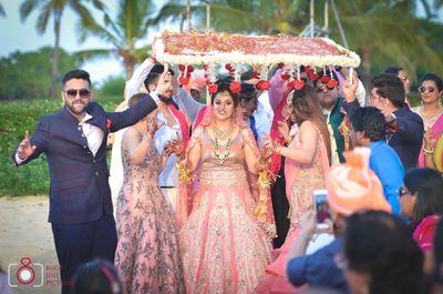 Aseem+Mishita Wedding