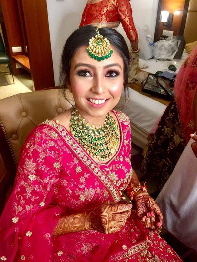 Maitreyee wedding