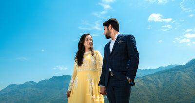 Insha & Mohsin- Kashmir