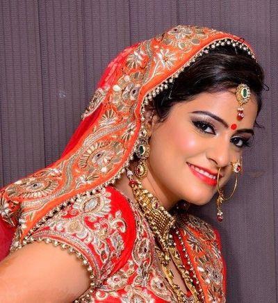 Bride Surbhi