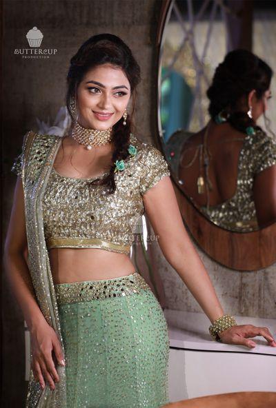 Engagement / Sangeet look