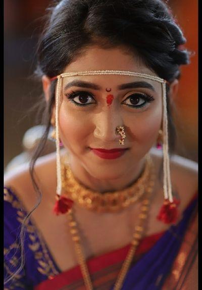 Maharashtrian / Nauwari Bridal Looks