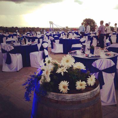 Destination Wedding Catering & Bar service