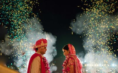 Wedding: Mayank Weds Sonal