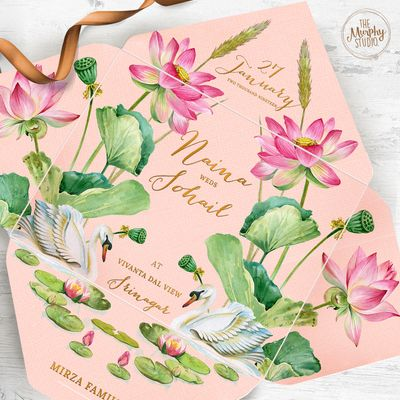 Opulent Lotus Suite