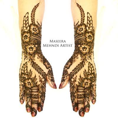 Maseera Mehendi Artist