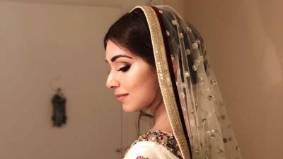 Bride Sheharbano