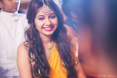 Tanvi {Wedding, Haldi & Engagement}