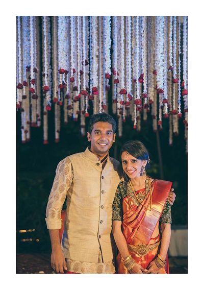 A Beautiful South Indian Wedding