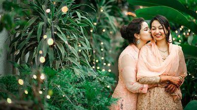 BANGALORE WEDDING HALDI