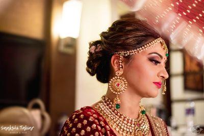 Ritika's Bridal Makeup