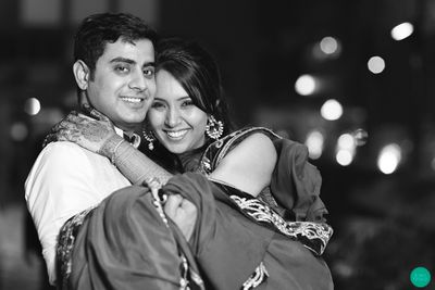 Neeti & Abhay