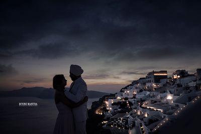 Jay & Nimrat | Greece