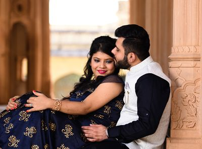 Pre Wedding: Jatin & Varshsa
